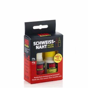 Sekundenkleber-Kunststoffkleber-orig-HG-PowerGlue-Schweissnaht-aus-der-Flasche