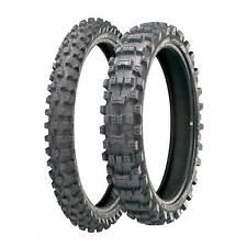 Michelin AC 10 Motocross/MX/Motorcycle Practice/Enduro Tyre Rear 110/90/19 62R
