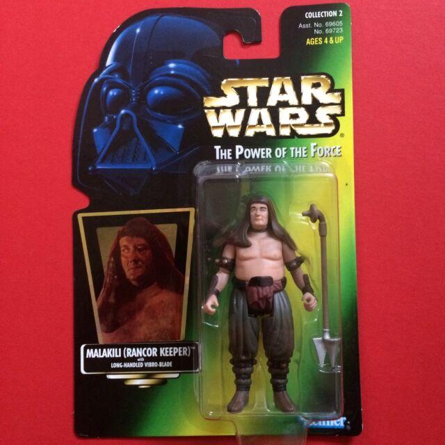 Star Wars Power Of The Force - Malakili (Rancor Keeper) - POTF