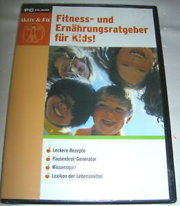 Collection Ici Pc - Cd-rom Remise En Forme Et Guides F. Kids