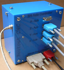 3 Axis 2.5 Amp CNC Router / CNC Mill Stepper controller.