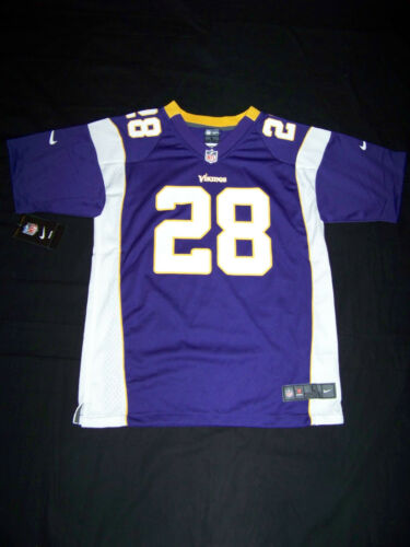 Nike Youth Minnesota Vikings #28 Adrian Peterson Jersey NWT