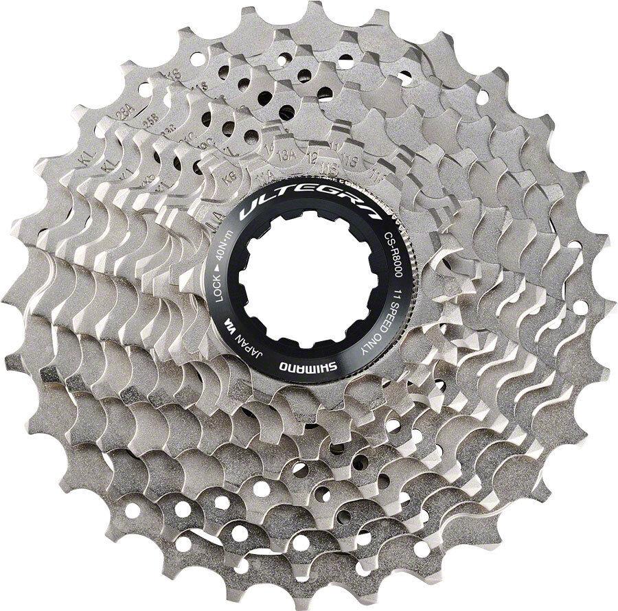 Shimano Ultegra CS-R8000 11 speed Road Bike Bicycle Cassette 11-25