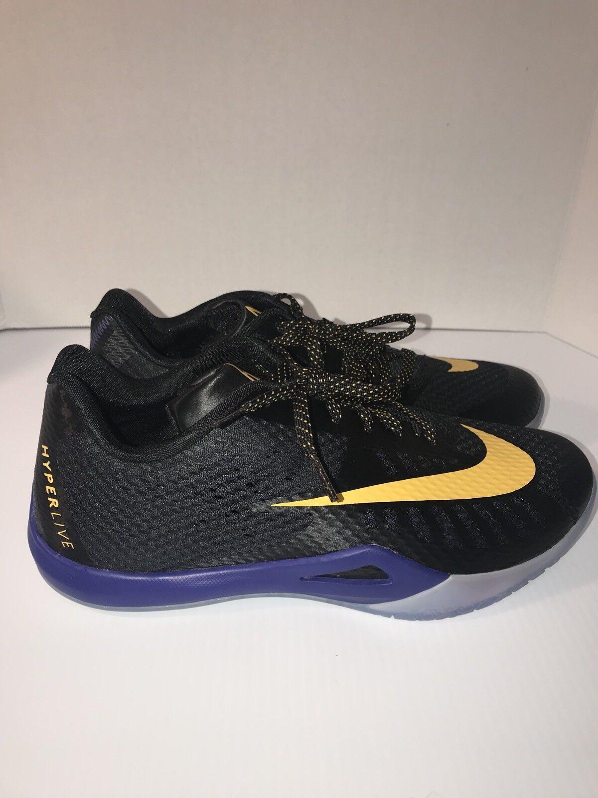 NEW Nike Hyperlive PE Andre Iguodala Basketball shoes 864129-074 Men's Size 11