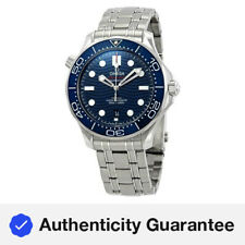 Omega 210.30.42.20.03.001 Seamaster 42MM Men's Stainless Steel Watch