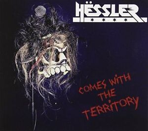 HESSLER-Comes-With-The-Territory-Digipak-CD-2012-US-Power-Metal-female-vocals