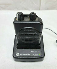 Motorola Minitor V Vhf 151 158 Mhz Stored Voice Pager A03kms9239bc