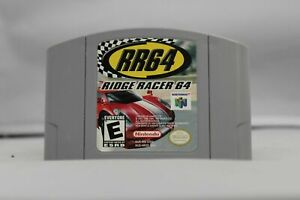 Ridge-Racer-64-Nintendo-N64-Game-Authentic