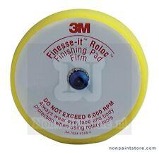 3m 14736 3 Finesse It Roloc Hook Amp Loop Finishing Disc Pad 1 Each
