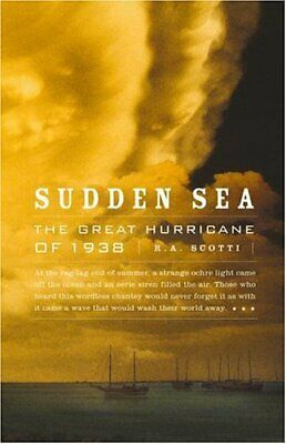 The great hurricane of 1938 book