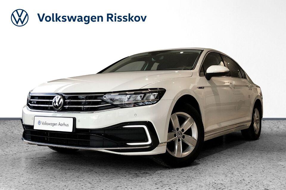 VW Passat 1,4 GTE+ DSG Benzin aut. Automatgear modelår 2020