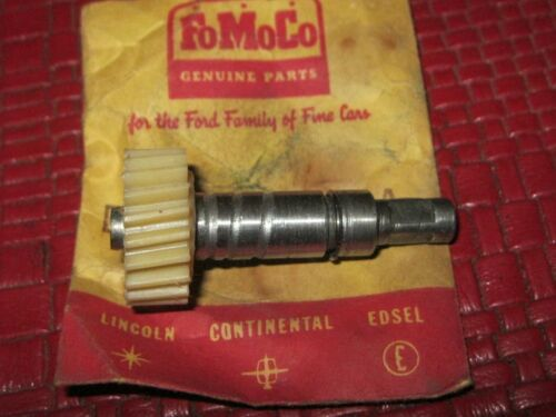 21 tooth NOS 1949-1950 Ford speedometer nylon Gear