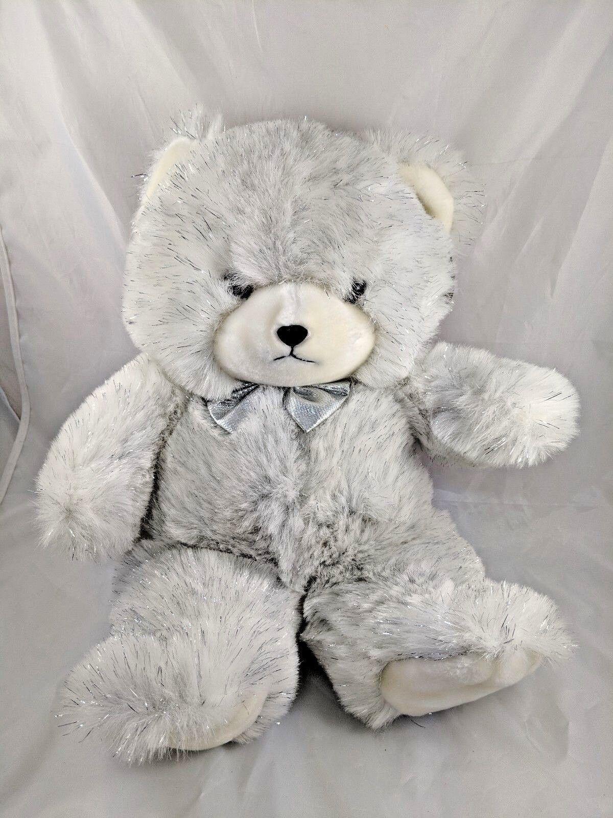 Glitter Bear Mighty Star Plush 18