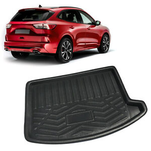 For Ford Escape Kuga 2013-2020 19 18 Car Rear Trunk Tray ...