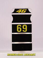 1:12 Pit board pitboards Valentino Rossi Yamaha Indianapolis 2008 no minichamps
