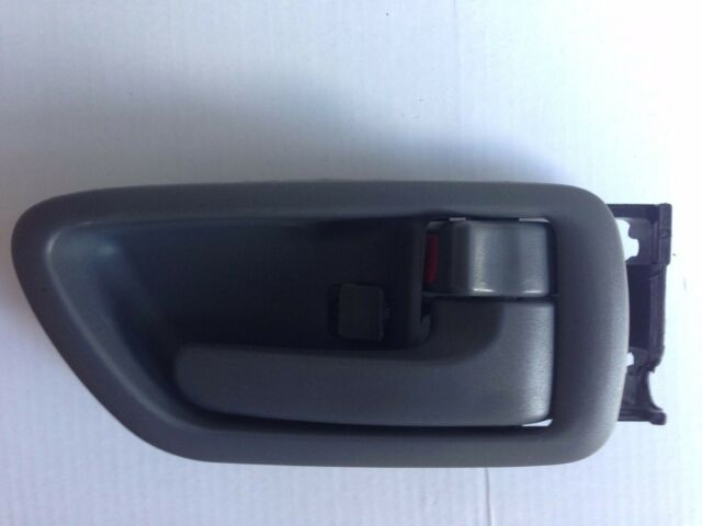 New Inside Door Handle RH GRAY w/Bezel for CREW CAB TUNDRA SEQUOIA AVALON 100%FB