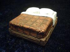 Kingsize Bed Thomarillion Unpainted Resin Dwarven Forge D&D