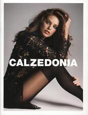 CALZEDONIA Emily DiDonato catalog catalogo F/W A/I CALZE hosiery collant sexyNEW