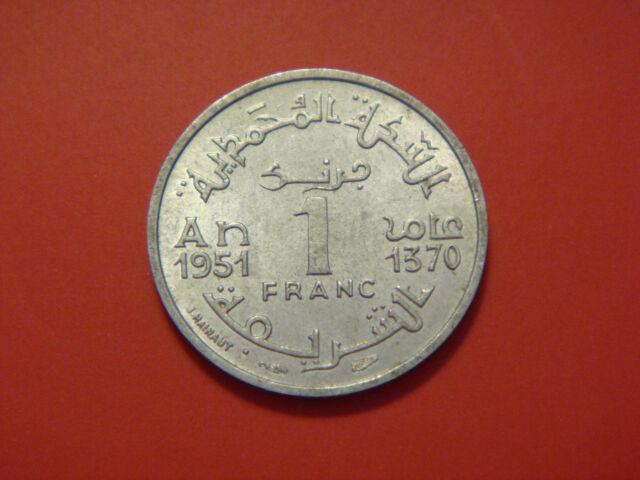 Morocco Franc, 1951