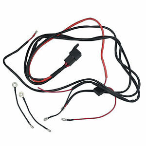 wire harness kit for new blast tone horns for car trucks universal b Wire Placement image is loading wire harness kit for new blast tone horns