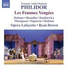 Les Femmes Vengees von Beaudin,Opera Lafayette,Brown,Debono (2015)