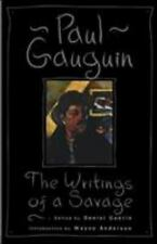 Writings of a Savage by Wayne Anderson and Paul Gauguin (1996, Paperback,...