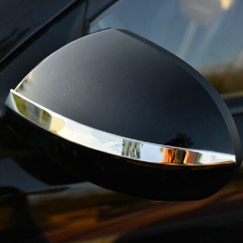 2pcs Stainless Rearview Mirror Cover Trim frame for Kia Sportage R 2011-2015