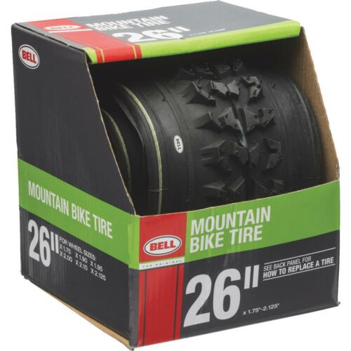 "Bell Sports 26/"" Mountain Bike Tire"