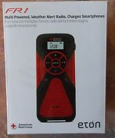 Eton Fr1 Multi-powered Weather Alert Radio Charges Smartphone