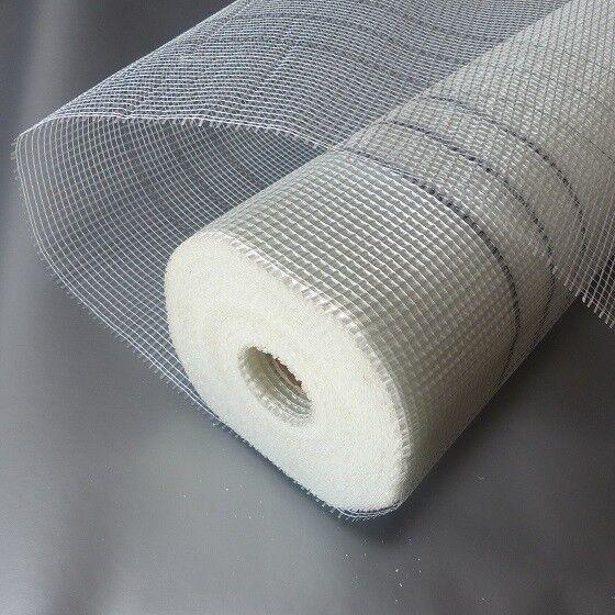 300m² Armierungsgewebe Glasfaser Putzgewebe ca165g /m² 4mmx4mm Fassade  /m²