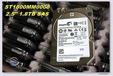 ST1800MM0008 SEAGATE Enterprise 10K.8 1.8TB 12Gb/S SAS  2.5IN 4Kn HDD NEW 3YR WR