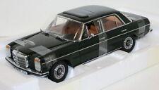 SUNSTAR 1/18 escala 4579 Mercedes Benz Strich 8 Maletero Coche Modelo Diecast Oliva