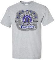 Mopar Speed Shop Vintage Mens Grayt Shirt