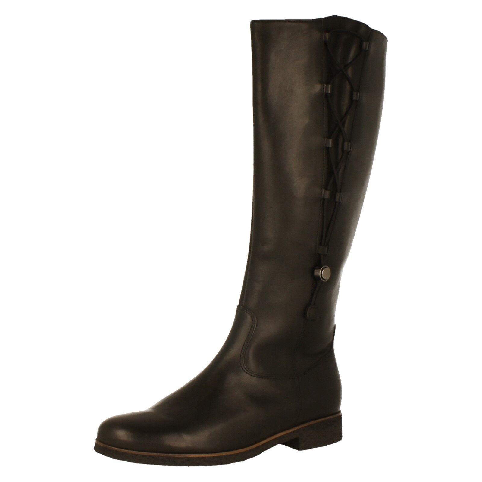 Mujer GABOR botas botas botas Altura Rodilla-71.676  marcas en línea venta barata