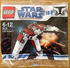 LEGO STAR WARS - 8031 Mini V19 Torrent *BRAND NEW/SEALED* (Polybag)