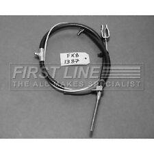 First Line Parking Hand Brake Cable Handbrake FKB3807-5 YEAR WARRANTY