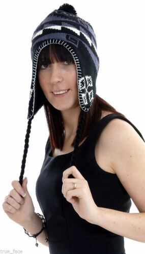 New Kids String Knitted Thermal Beanie Outdoor Winter Hat