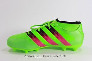 in stock fd76e 13d84 Details about Adidas ACE 16.3 Primemesh FG AG Men's Soccer Football Cleats  AQ2555 Sz 12 NEW