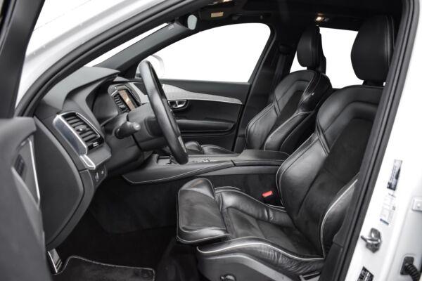 Volvo XC90 2,0 D5 225 R-Design aut. AWD 7prs billede 6