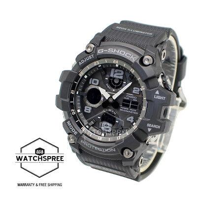 Casio G-Shock Master of G Series Mudmaster Watch GSG100-1A