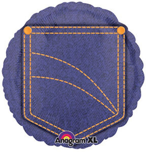 OUTBACK-PARTY-SUPPLIES-BALLOON-18-034-WESTERN-DENIM-POCKET-OUTBACK-JEANS-BALLOON
