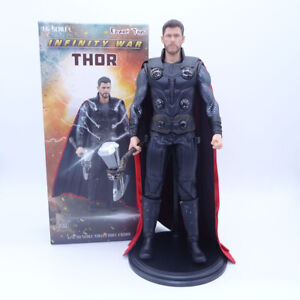 Empire-Toy-Marvel-Avengers-3-Thor-Stormbreaker-Axe-12-034-Action-Figure-Statue-Gift