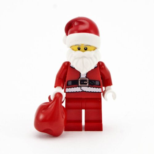 10245 Santa Claus with Red Sack LEGO®  Holiday Minifigure