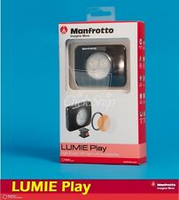 Manfrotto Lumie Play On-Camera 3 Diodes LED Light (Black) Mfr # MLUMIEPL-BK
