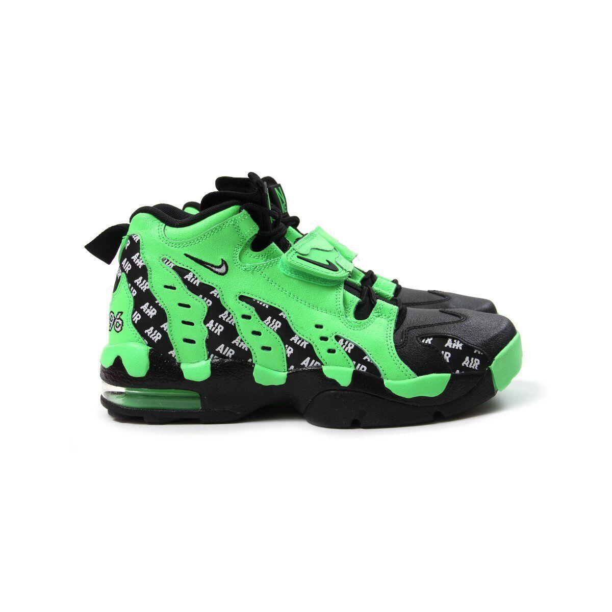 Nike air dt max 95 soa aq5100 dt air 300 deion sanders rabbia uomini verdi sz 7,5 - 13 8c9224