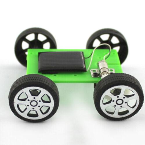 Mode Auto Spielzeug Solar Spielen Elektrisch Bildungsprogramme Roboter Kinder