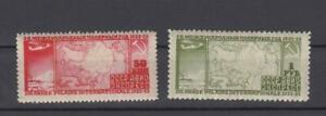 DernièRe Collection De Polar: La Russie Sc. C34-c35 Neuf Sans Charnière Année Polaire Internationale 1932-3
