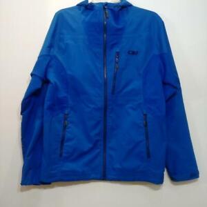 Outdoor Research Guardian Waterproof Jacket - Mens Medium - Pre-owned (XWUA1V) Calgary Alberta Preview