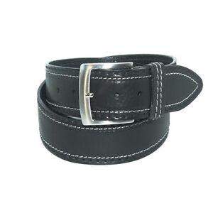 Cinturón de cuero. Cinturón de piel. Cinturón para hombre.