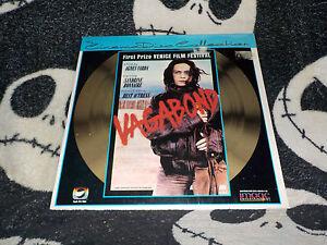 Vagabond-Nuovo-Sigillato-Laserdisc-Ld-Cinema-Disco-Sandrine-Bonnaire